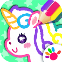 Kids Drawing Games for Girls!🎀 Apps for Toddlers!