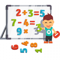 Kids Math - Count, Add, Subtract, Multiply, Divide