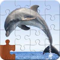 Kids Puzzles - Sea Animals Jigsaw Puzzle