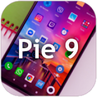 Launcher Android Pie - Icon Pack,Wallpapers,Themes