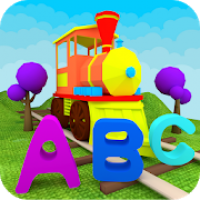 Learn ABC Alphabet - Train Game For Preschool Kids