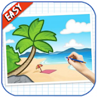 Learn To Draw Scenery and Landscapes