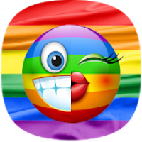 LGBT : Emoji and Stickers and Emoticon