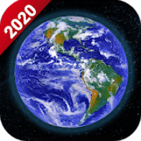 Live Earth Map 2020 -Satellite & Street View Map