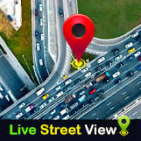 Live Street View,3D Maps:GPS Earth Maps Navigation