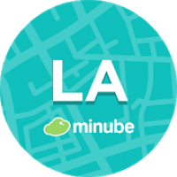 Los Angeles Travel Guide in English with map