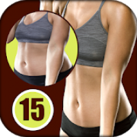 Lose Belly Fat in 15 Days : Get Flat Stomach