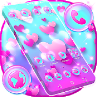Love Bubble Launcher Theme