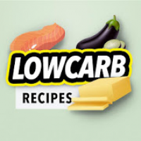 Low carb recipes free: Low carb diet app