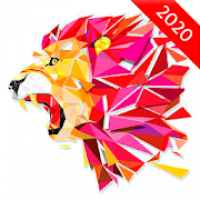 Low Poly Art Coloring Puzzle