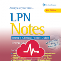 LPN Notes: Nurse's Clinical Pocket Guide (LVN)