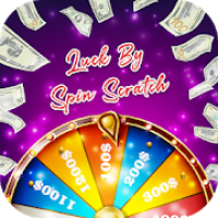 Luck By Spin and scratch to win cash