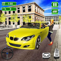 Luxury Limousine Car Taxi Game 2018
