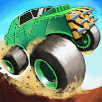 Mad truck Racing