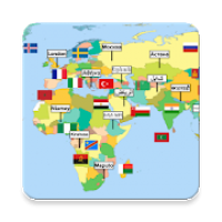 MAPPINIUS: Countries, Capitals and Flags Quiz