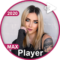 Max Video Player 2020