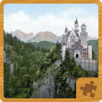Medieval and Beautiful Castles Jigsaw Puzzles 🏰