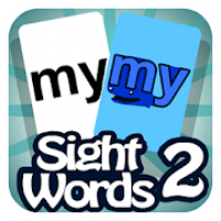 Meet the Sight Words 2 Flashcards