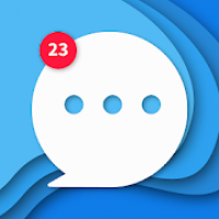 Messenger Home - SMS Widget and Home Screen