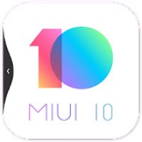 MIUI 10 - Swipe to back - Gesture Ball