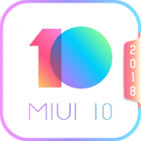 MIUI10 Launcher, Theme for all android devices