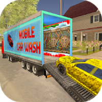 Mobile Car Wash Truck 2019
