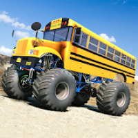 Monster Bus Offroad Racer 2020 Truck Stunts Derby