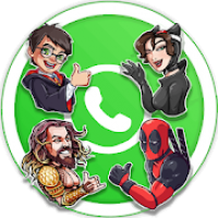 Movie and Comics Stickers - WAStickerApps