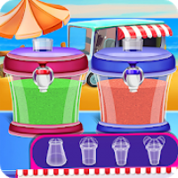 My Beach Slush Maker Truck
