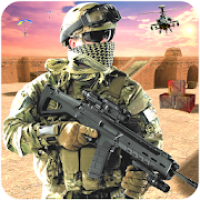 New Counter Terrorist - Gun Shooting Military Game