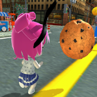 New Crazy cookie swirl: The Roboloxe Obby Game