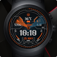 Nimbus Watch Face & Clock Live Wallpaper