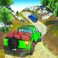 Offroad Jeep Driving & Parking