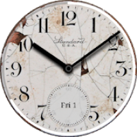 Old Standard Watch Face