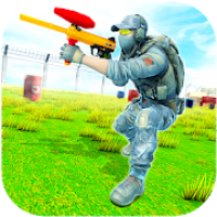 Paintball Fps Shooting Offline Paintball Game