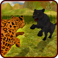 Panther games: Scary jungle game