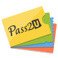 Pass2U Wallet - store cards, coupons, & barcodes