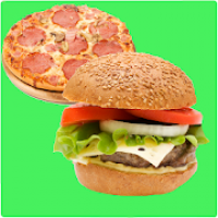 Pizza and Hamburgers Recipes (English)