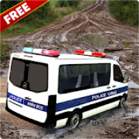 Police Car Driving Simulator Real Van Driver