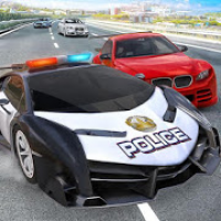 Police Car Racing Simulator - Gangster Chase Game