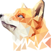 Poly Fox 3D Animal Puzzle Game