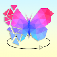 Polyroly - 3D Poly Sphere Puzzle