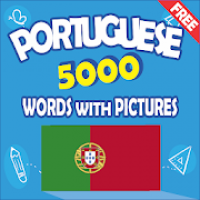 Portuguese 5000 Words with Pictures