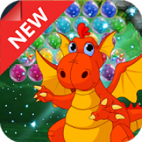 Primitive Bubble Shooter Dragon Pop