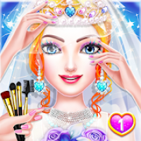Princess Wedding Magic Makeup Salon Diary Part 1