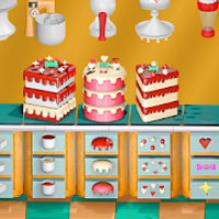 purble place cake maker- cooking cake game