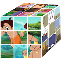 Puzzle Cube for Kids