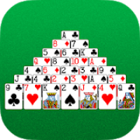 Pyramid Solitaire 3 in 1