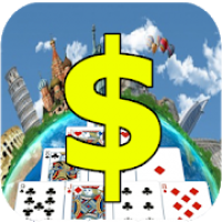Pyramid Solitaire World Tour