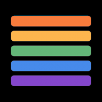 Rainbow TO-DO List, Tasks & Reminders